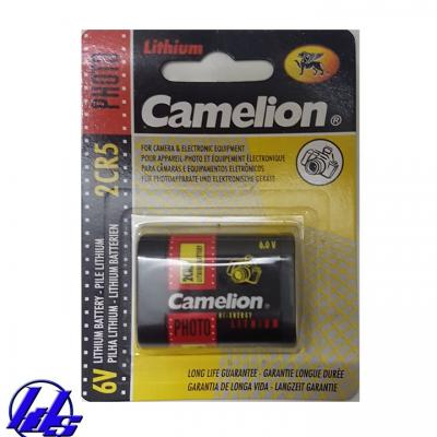 Pin 2CR5 Camelion Photo lithium 6V Camelion - Vỉ 1 viên